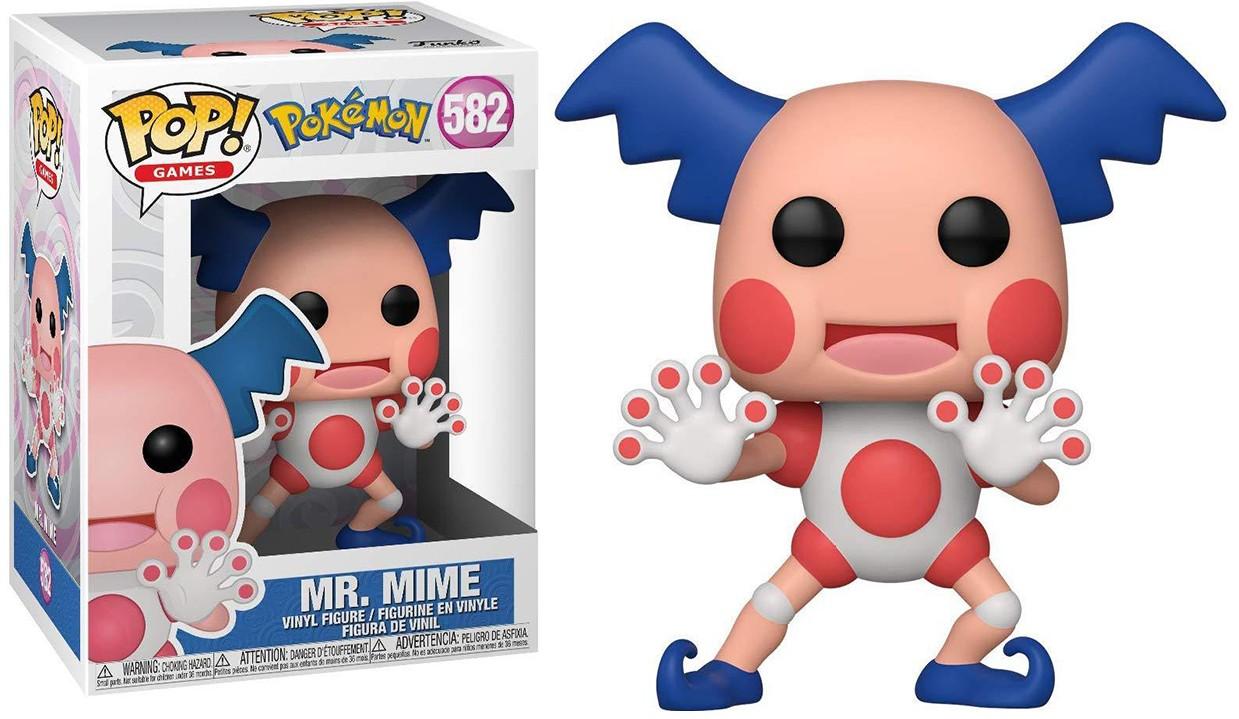 Funko Pop Pokemon 582 MR.Mime neuf.