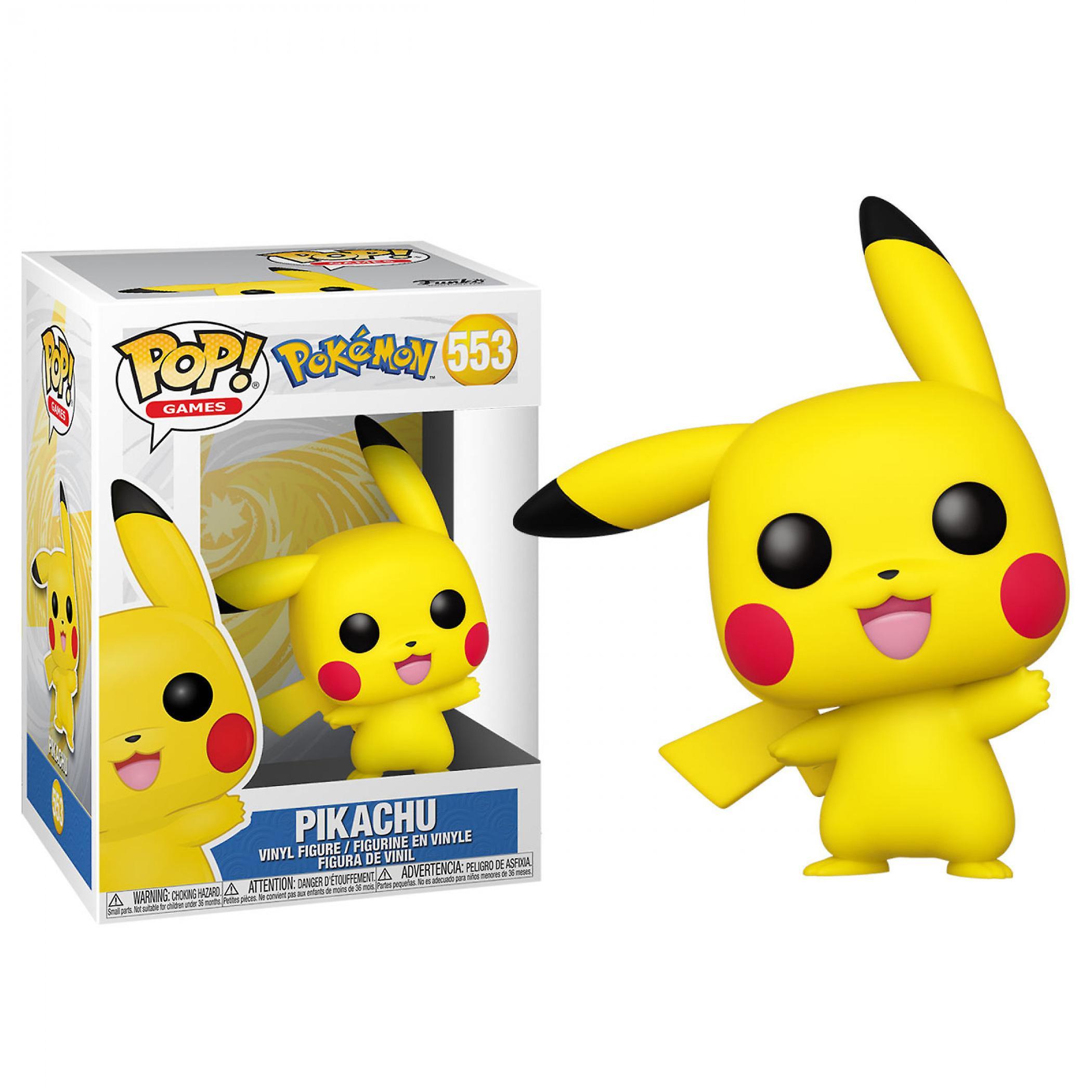 Funko Pop Pokemon 553 Pikachu neuf