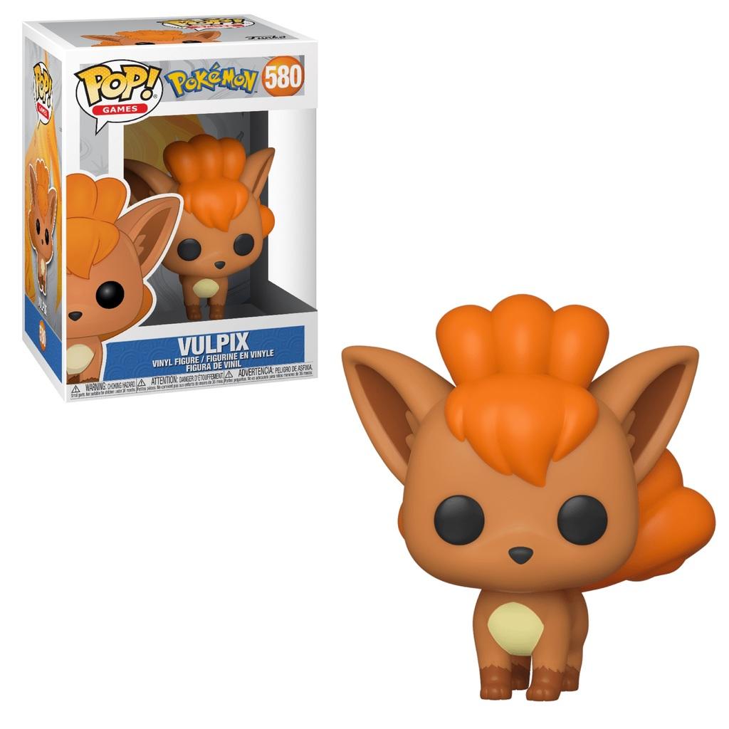 Funko Pop Pokemon 580 Vulpix (Goupix) neuf.
