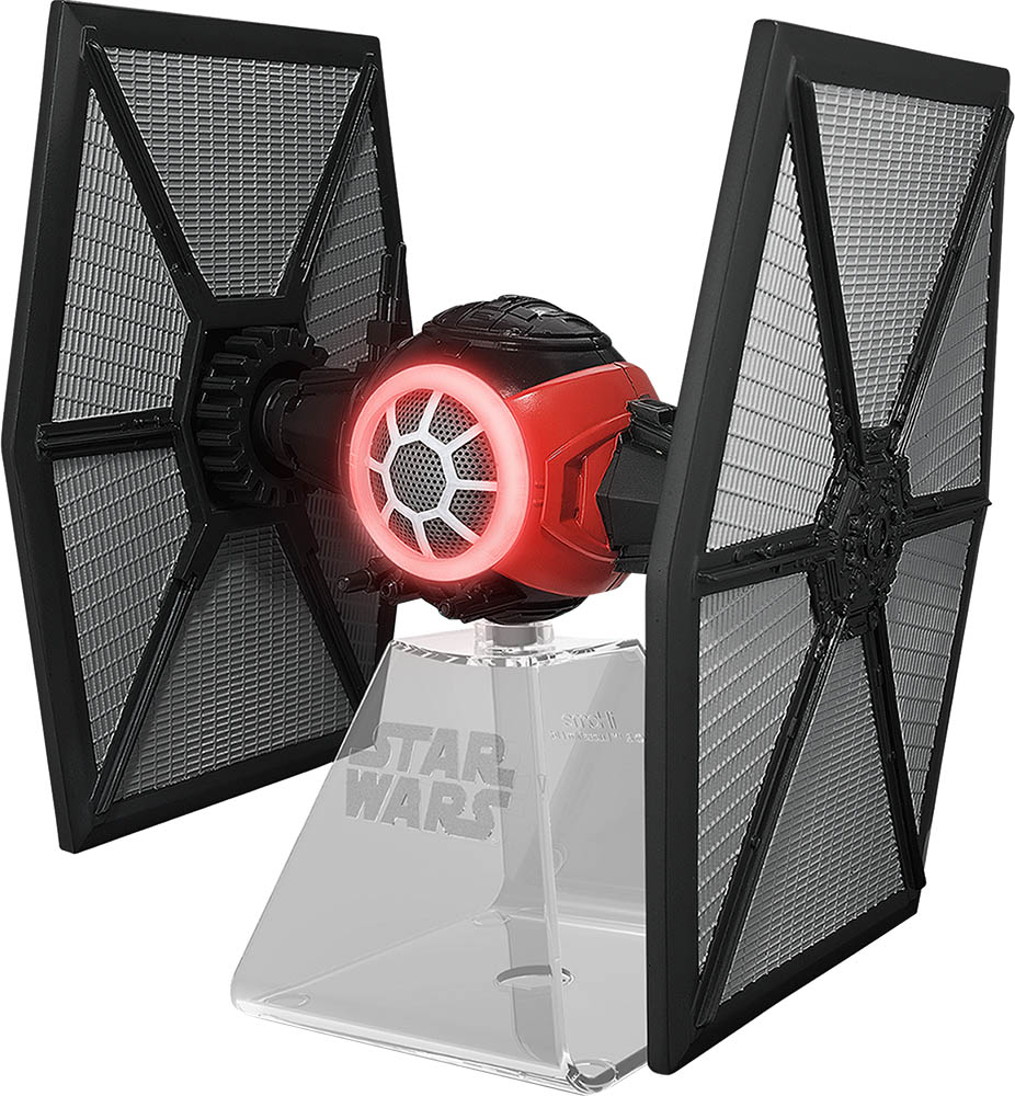 Enceinte Bluetooth StarWars Ihome tie fighter Neuve