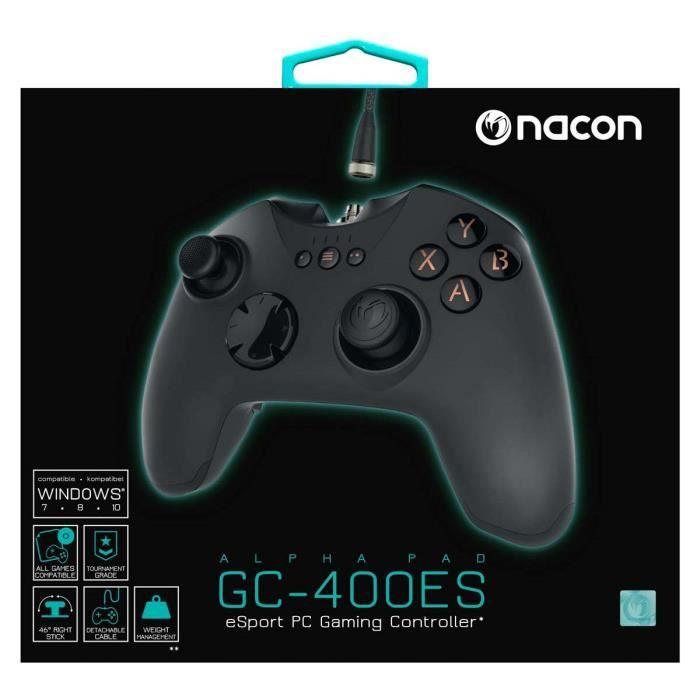 Alpha Pad GC-400ES Esport PC Gaming Neuf