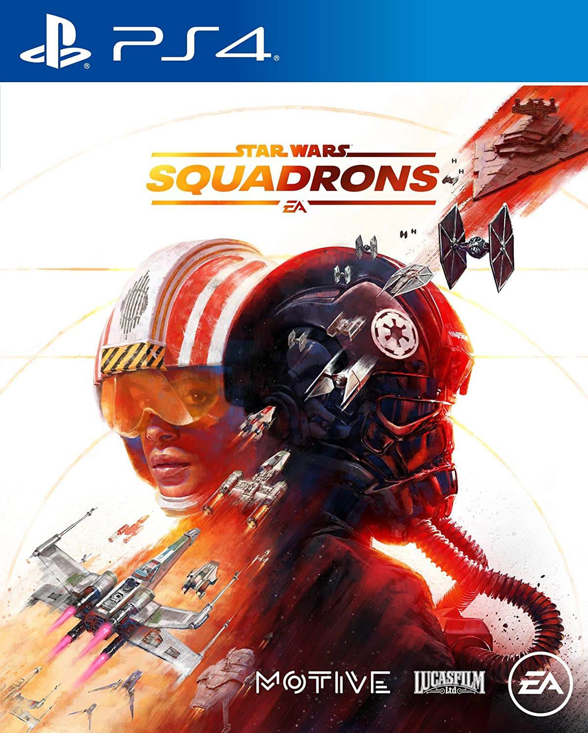 Star Wars: Squadrons PS4 Compatible VR