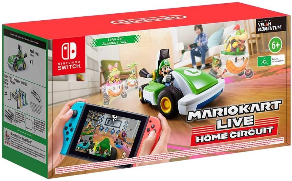 Mario Kart Live : Luigi Home Circuit