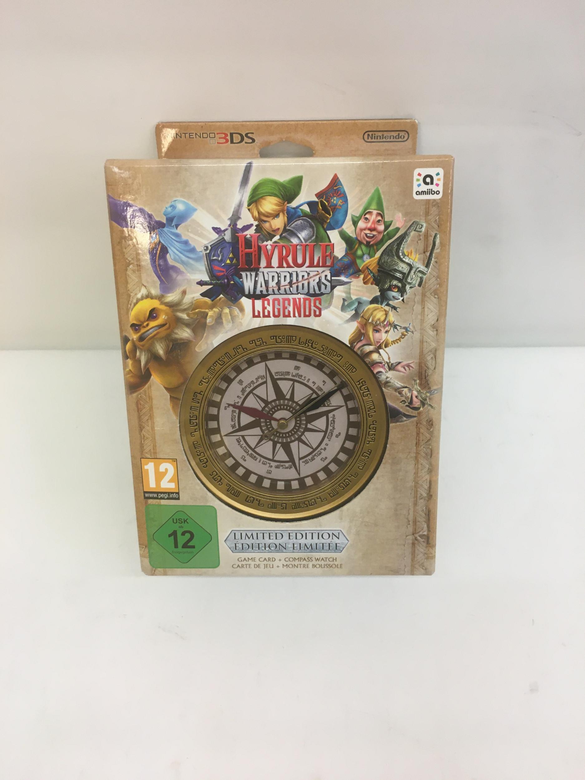 Hyrule Warriors Legend Edition Limitée Neuf 3DS