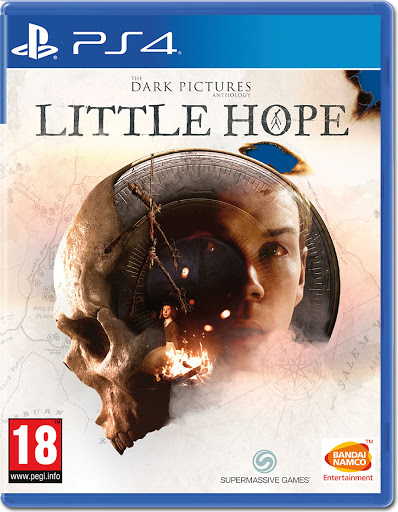 The Dark Pictures Anthology : Little Hope PS4