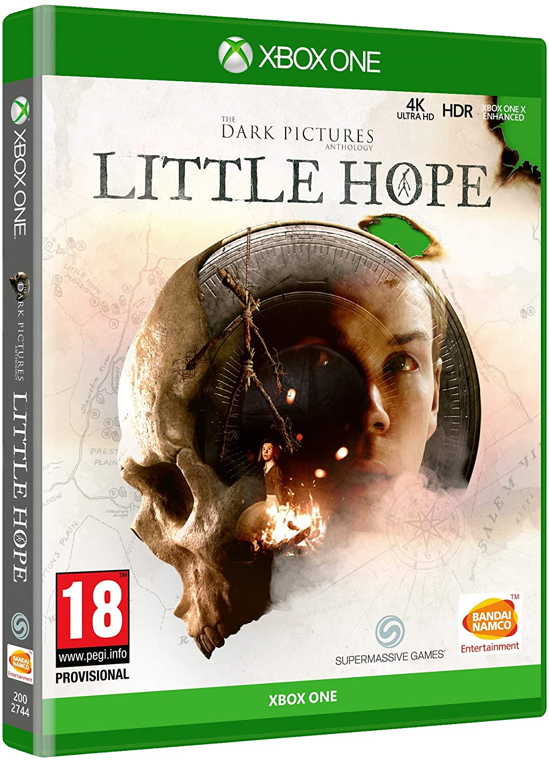 The Dark Pictures Anthology : Little Hope Xbox One