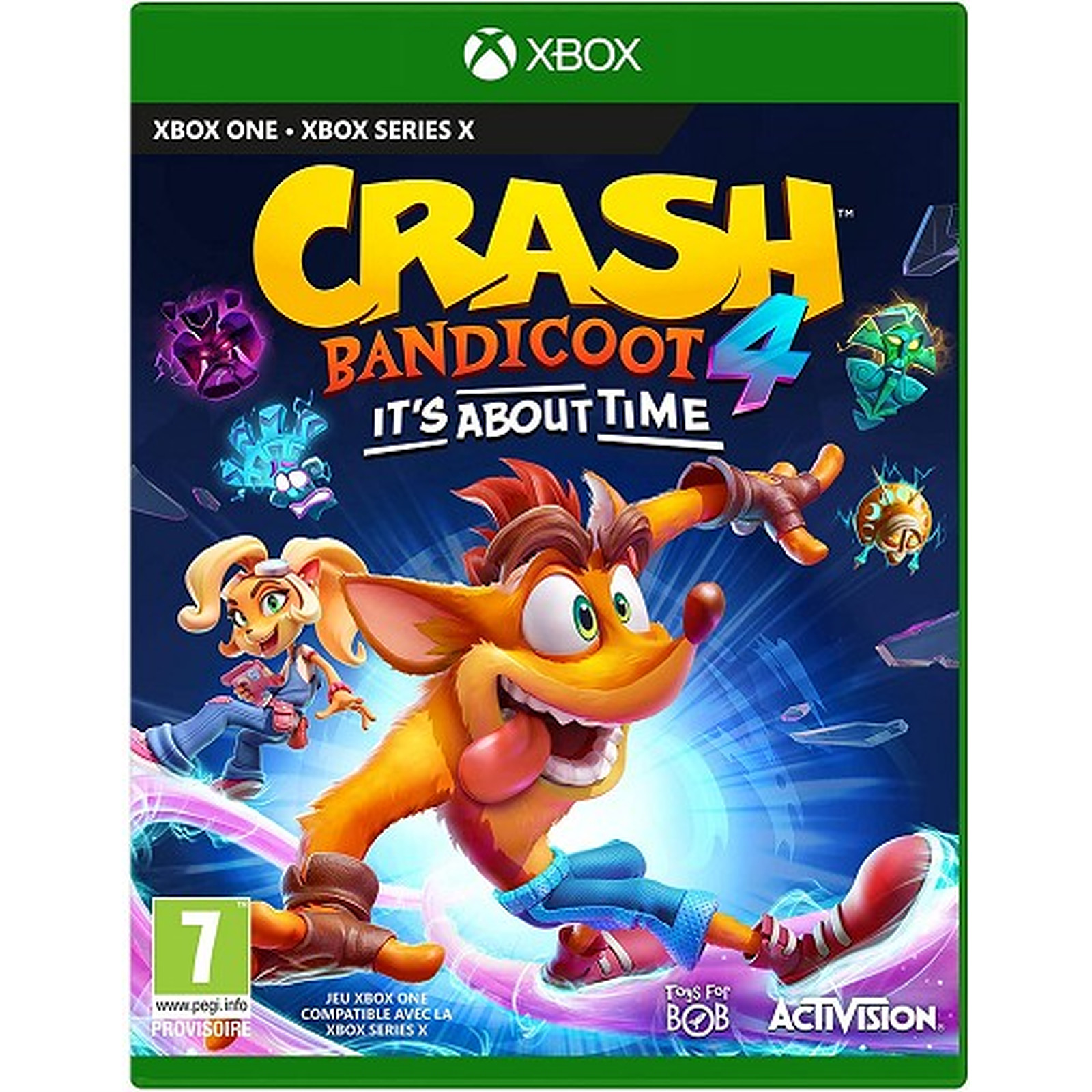 Crash Bandicoot 4 : It\'s About Time Xbox One