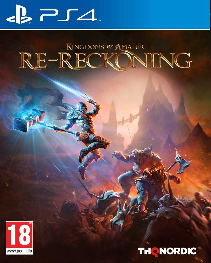 Kingdoms of Amalur : Re-Reckoning PS4