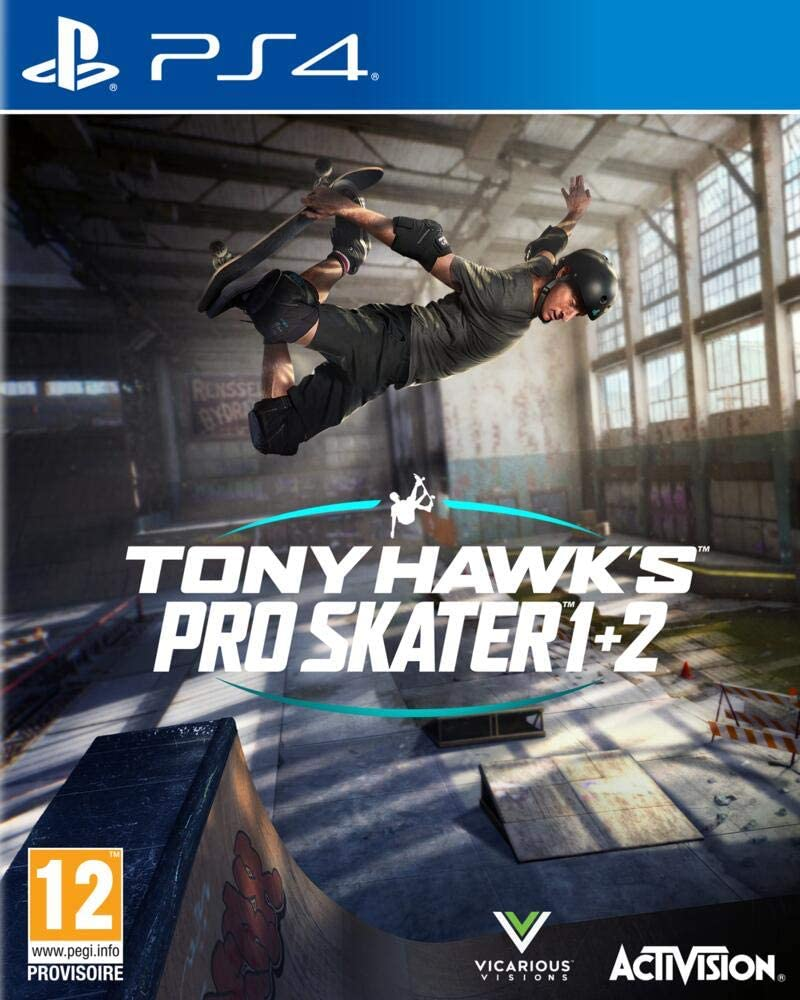 Tony Hawk's Pro Skater 1+2 Neuf PS4