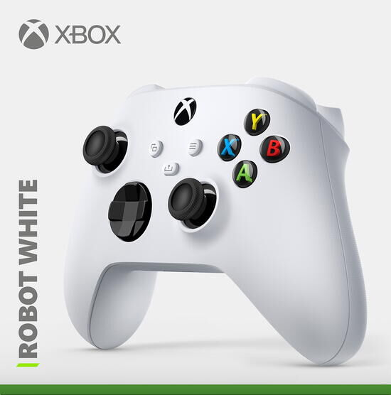Manette Xbox One Serie X Robot White