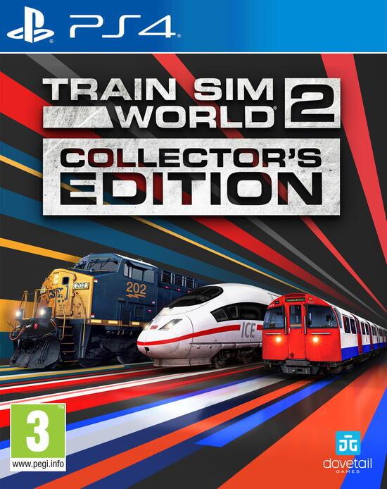 Train Sim World 2 Collector\'s Edition PS4