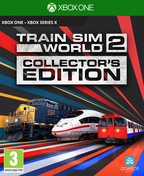 Train Sim World 2 Collector\'s Edition Xbox One