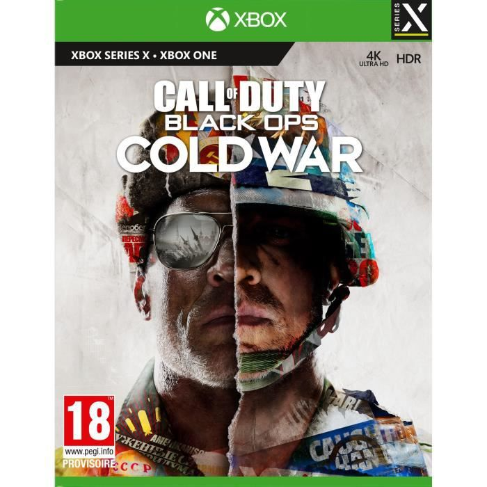 Call of Duty: Black Ops Cold War Xbox One X/S