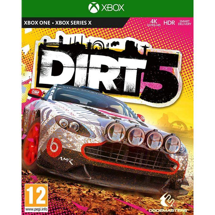 Dirt 5 Xbox One Série X/S