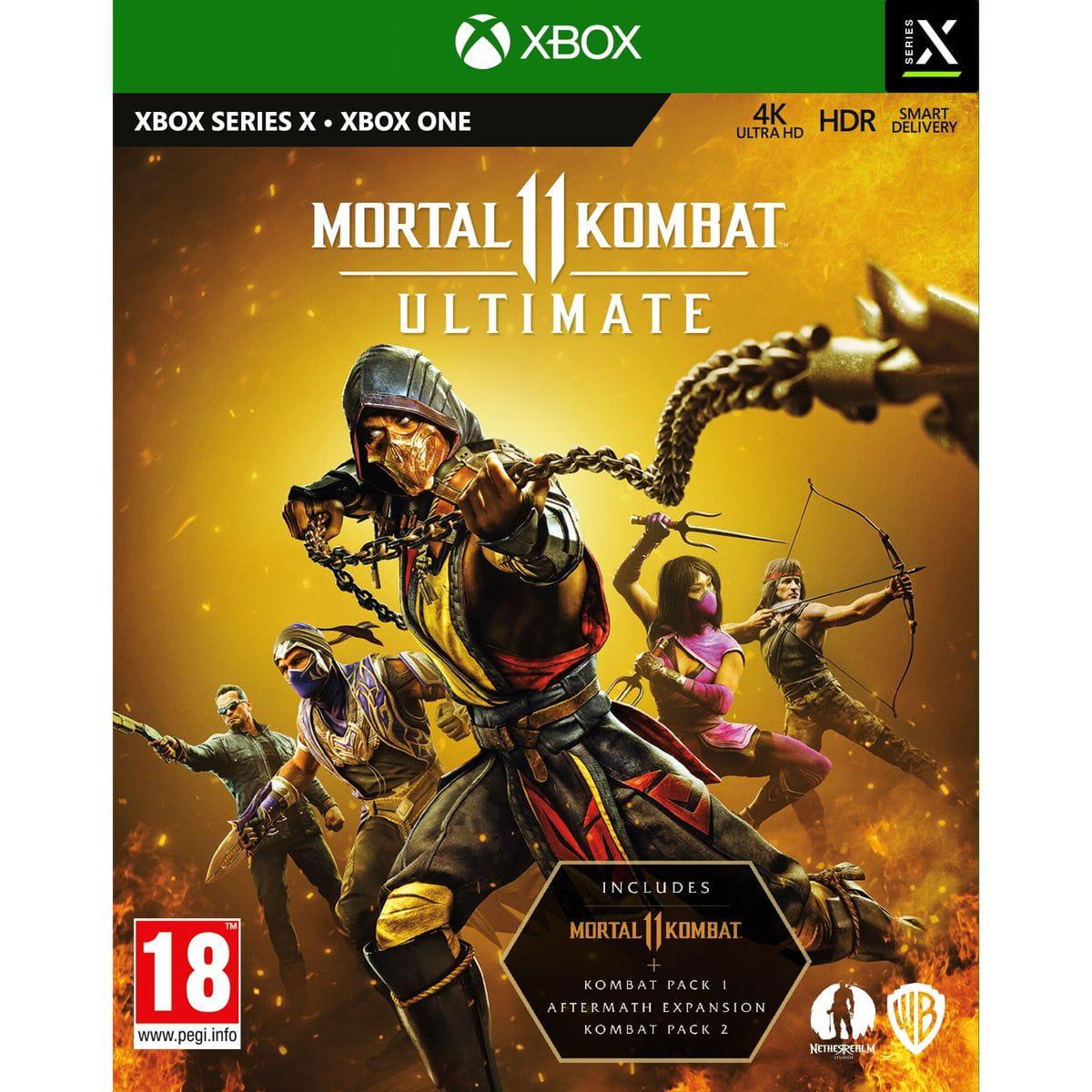 Mortal Kombat 11 Edition Ultimate Xbox One et Série X