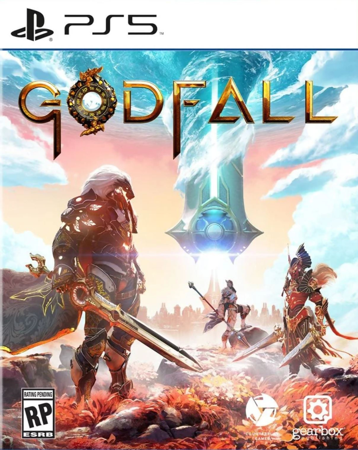 GODFALL PS5 occasion