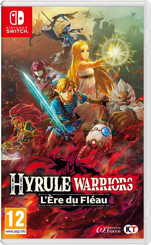 Hyrule Warriors : L\'ère du Fléau