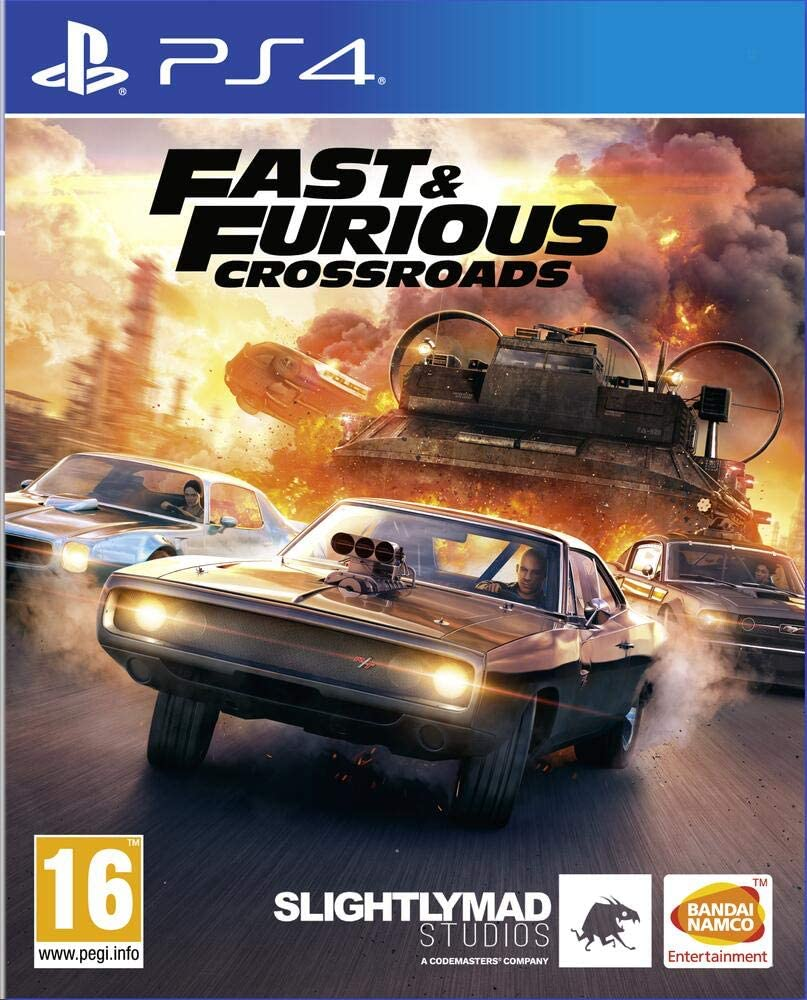 Fast and Furious Crossroads PS4