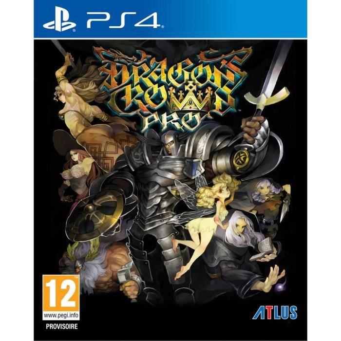 Dragon\'s Crown Pro PS4