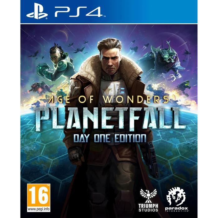Age of Wonders : Planetfall PS4 occasion