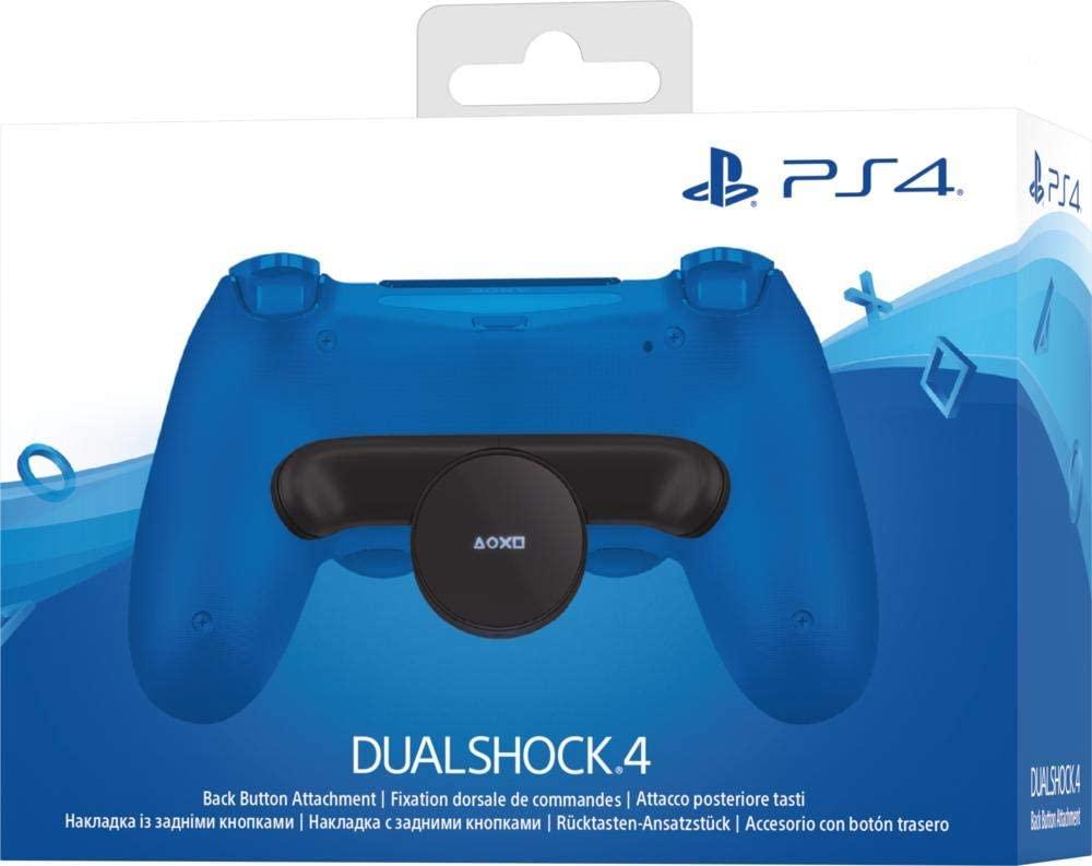 Fixation dorsale de commande pour Manette DualShock 4.