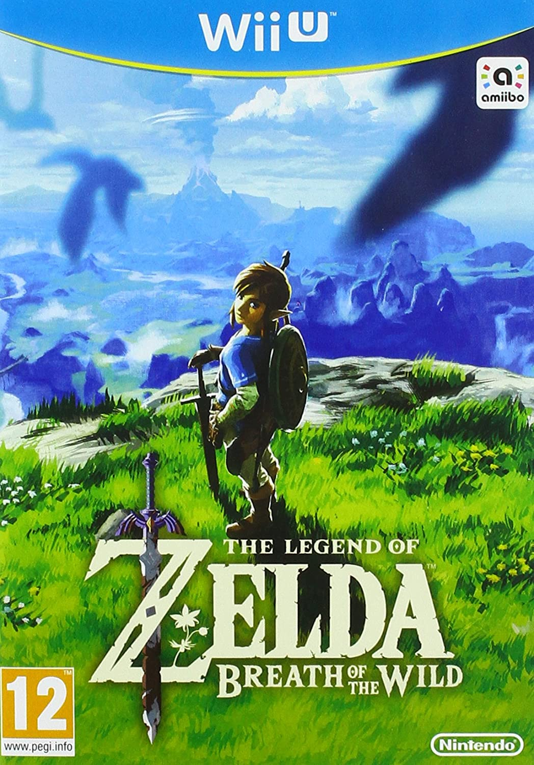 The Legend of Zelda : Breath of the Wild occasion