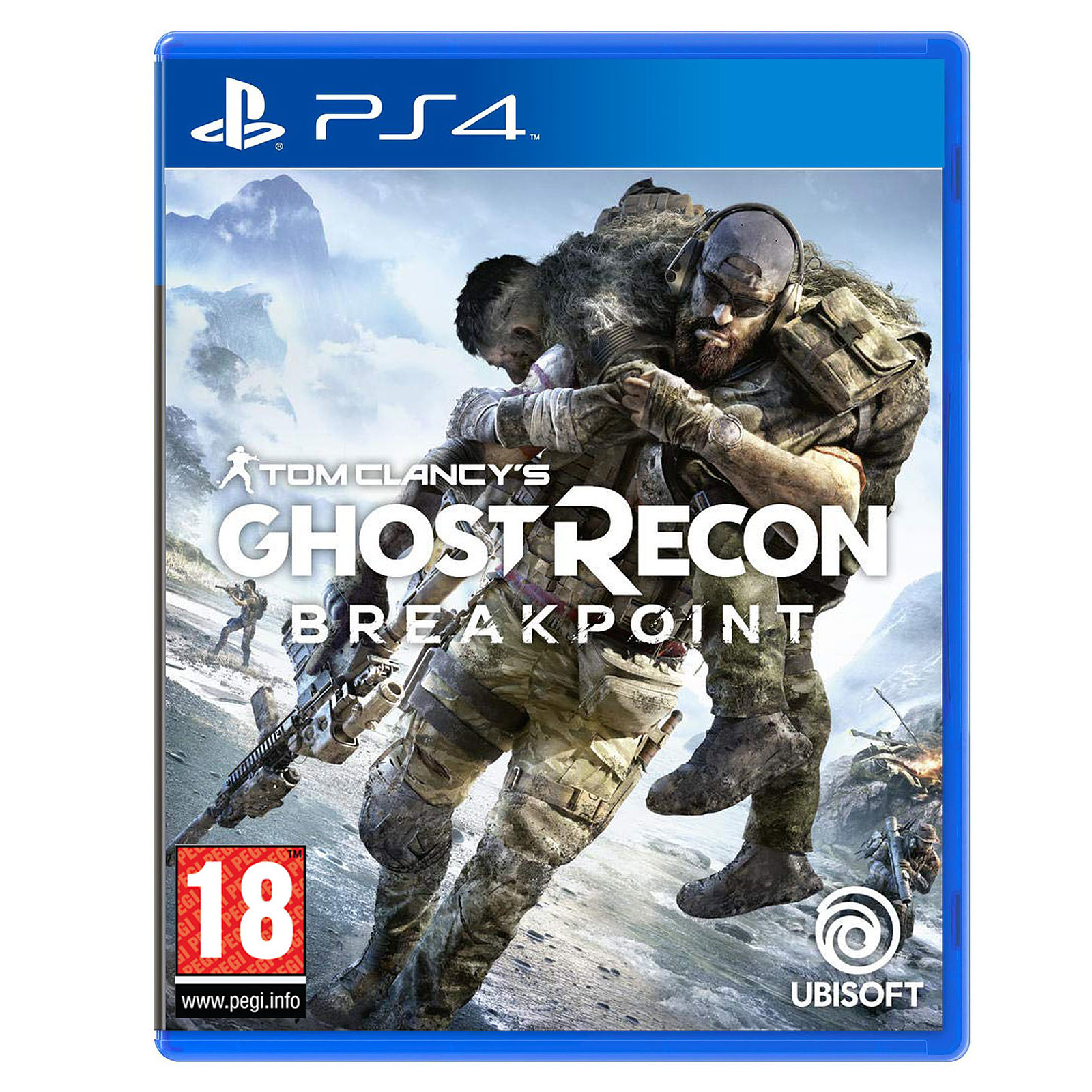 Ghost Recon Breakpoint PS4 occasion