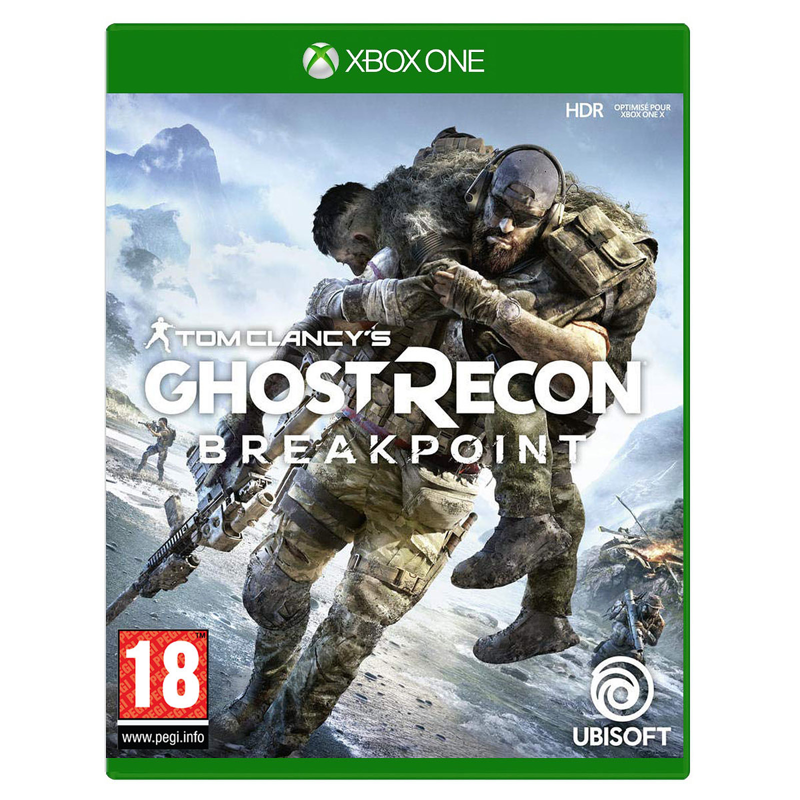 Ghost Recon Breakpoint Xbox One occasion