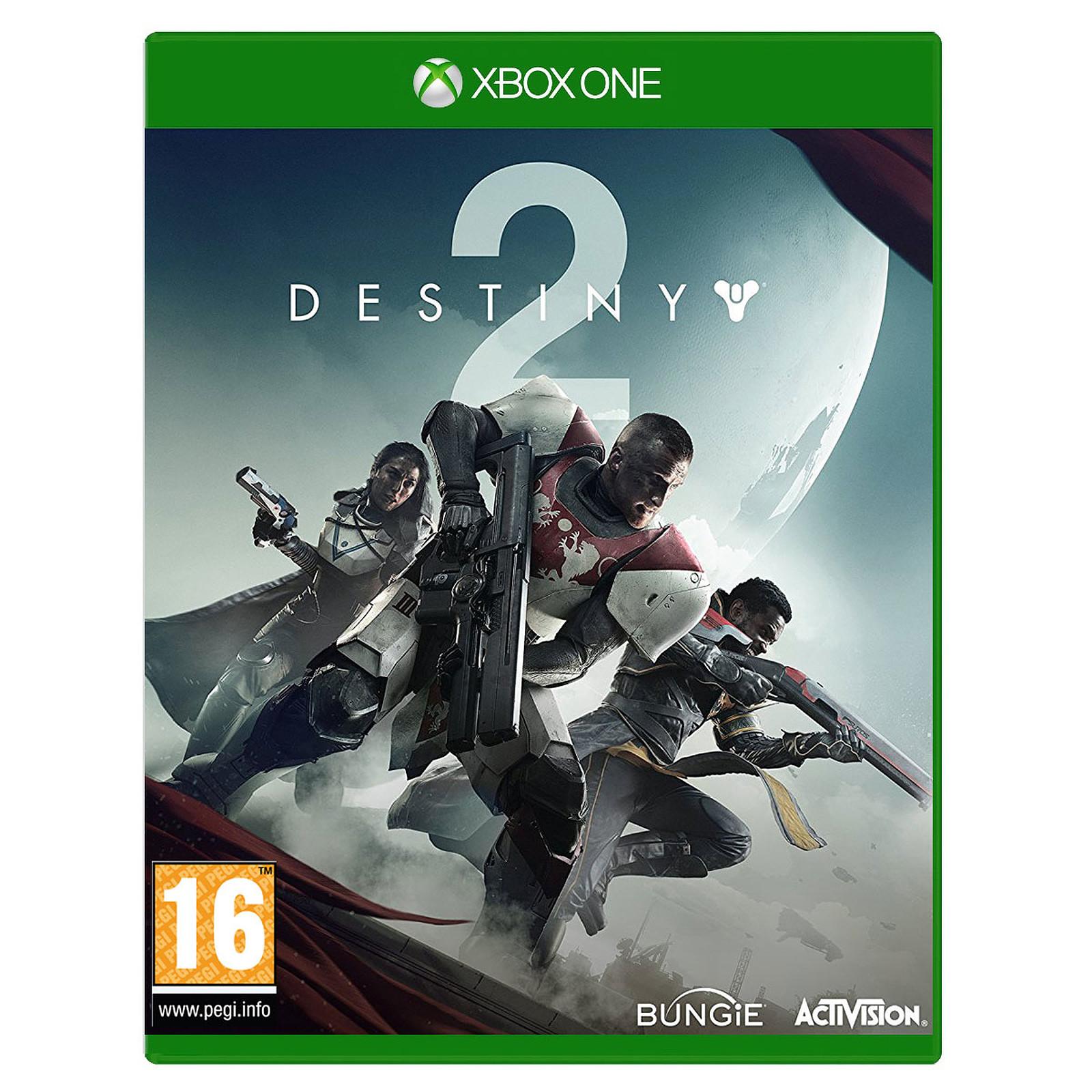 Destiny 2 Xbox one occasion