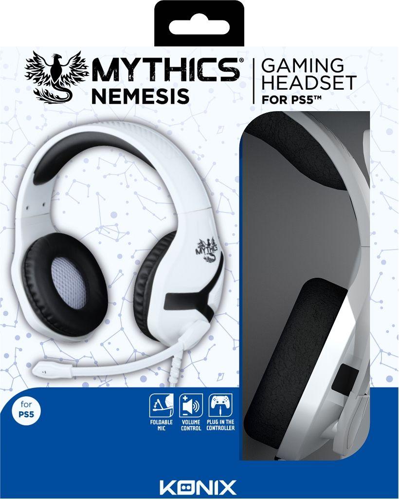 Casque Nemesis PS5/PS4 - Mythics