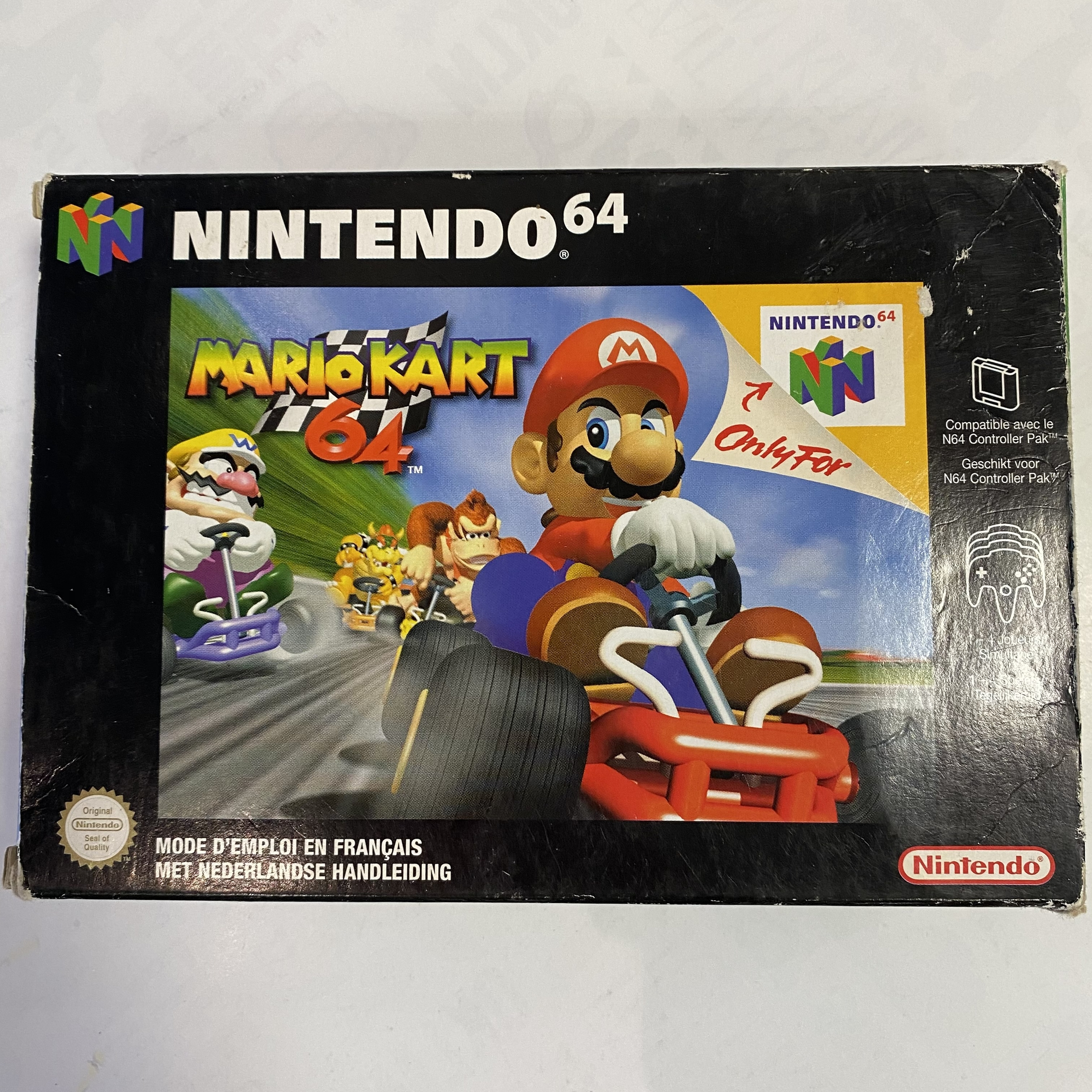 Nintendo 64 - Mario Kart 64 occasion