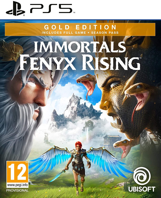 Immortals Fenyx Rising Edition Gold PS5
