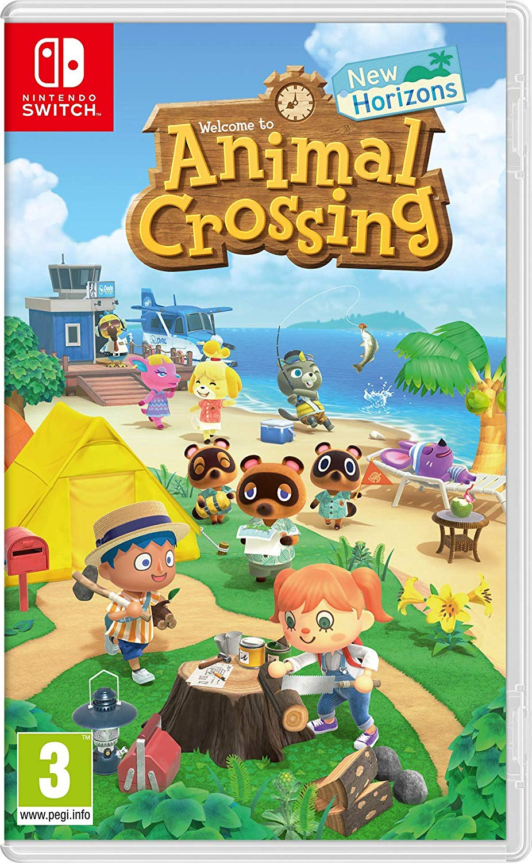 Animal Crossing : New Horizon Nintendo Switch