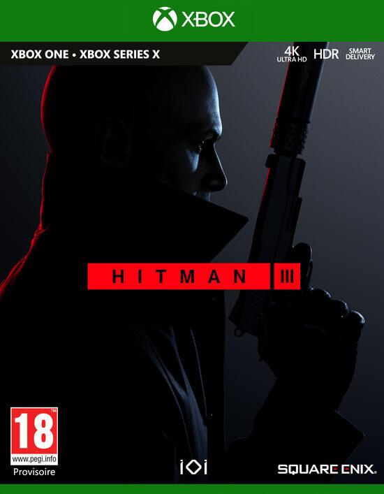 Hitman 3 XBOX ONE/XBOX SERIES X