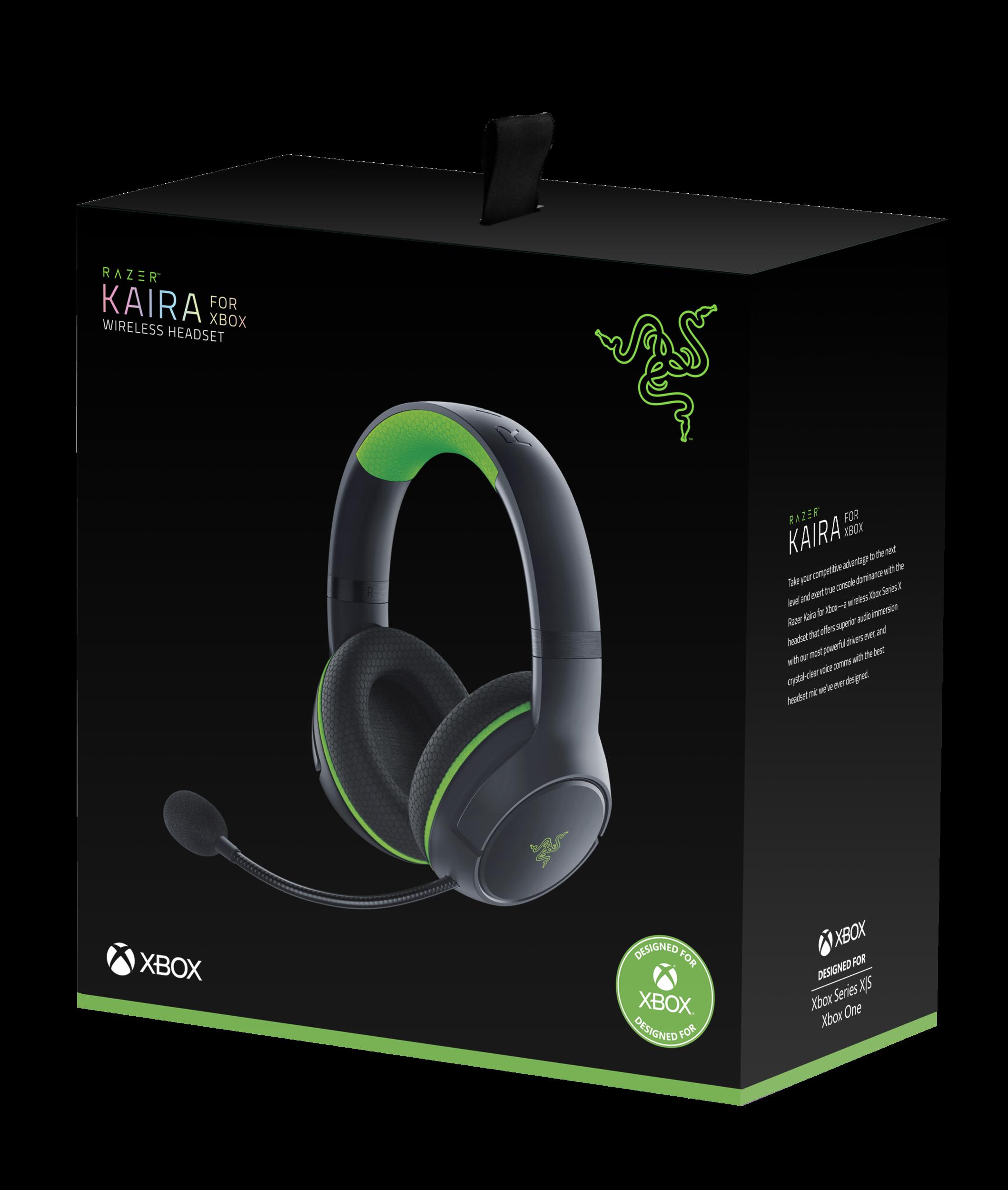 Casque sans fil Razer Kaira pour Xbox Series X/S