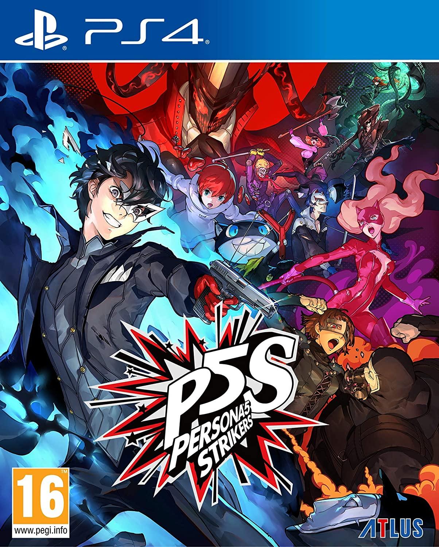 Persona 5 StrikersPS4