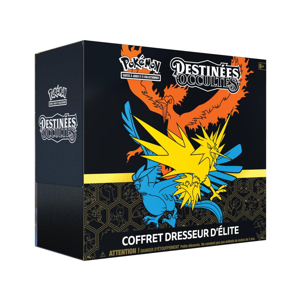 Pokémon - Coffret dresseur d\'élite - Destinées Occultes