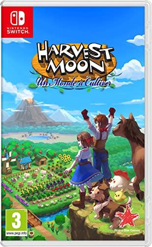 Harvest Moon : Un Monde à Cultiver Switch