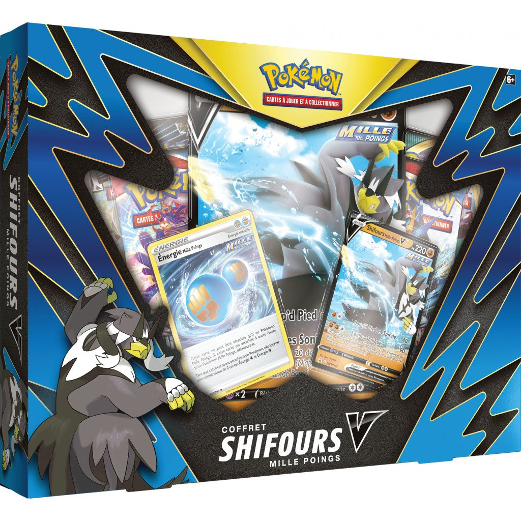 Pokémon - Coffret - Shifours Mille Poings V