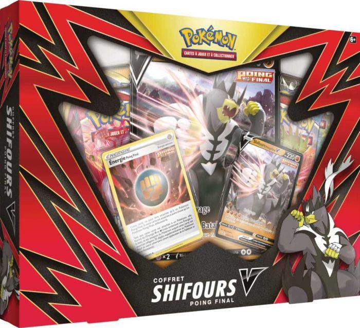 Pokémon - Coffret - Shifours Poings Final V