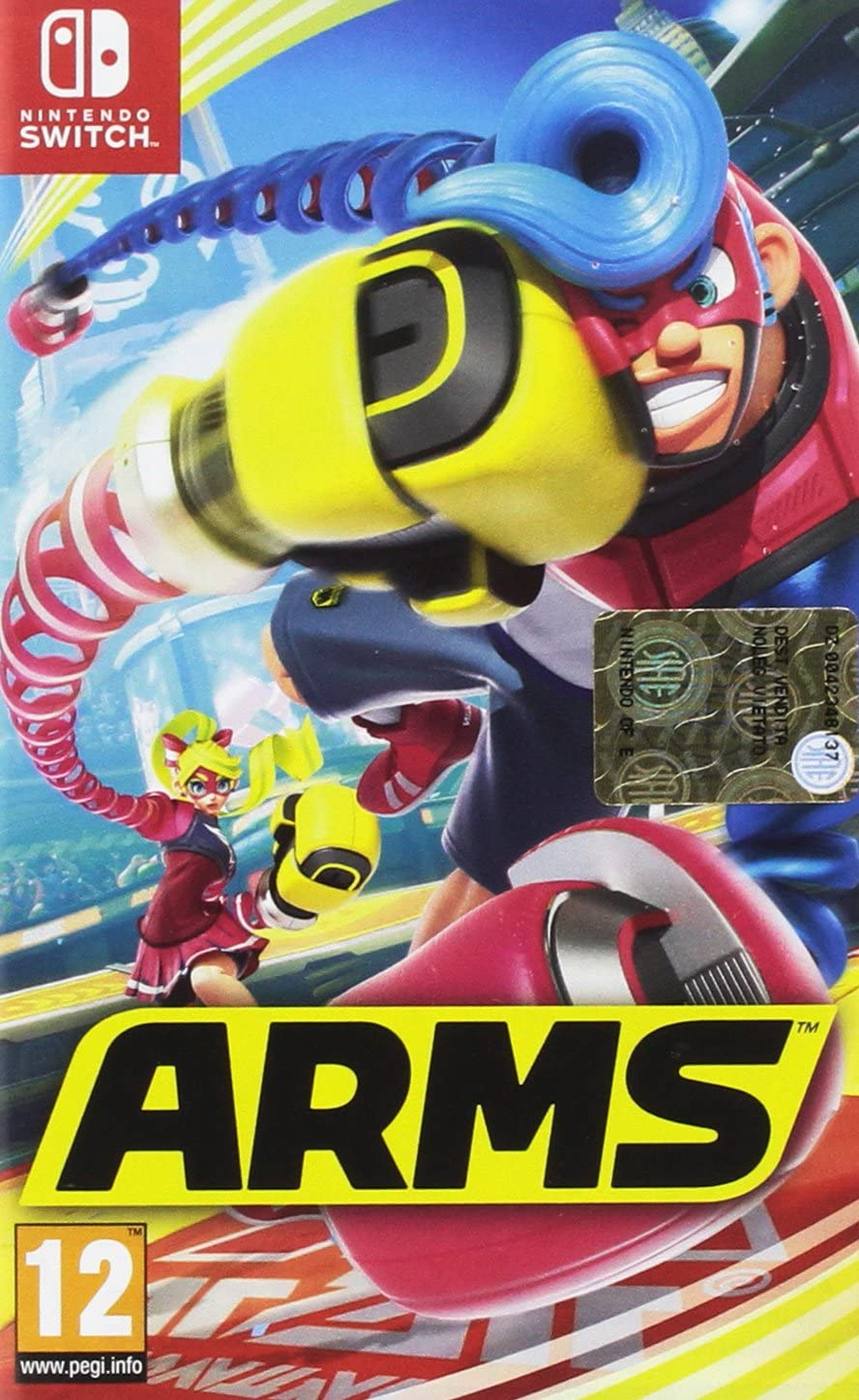 ARMS - Switch Occasion