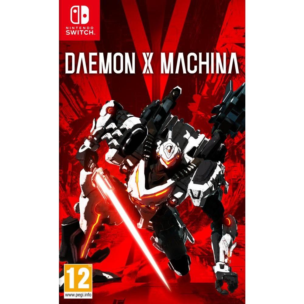 Daemon X Machina - Switch Occasion
