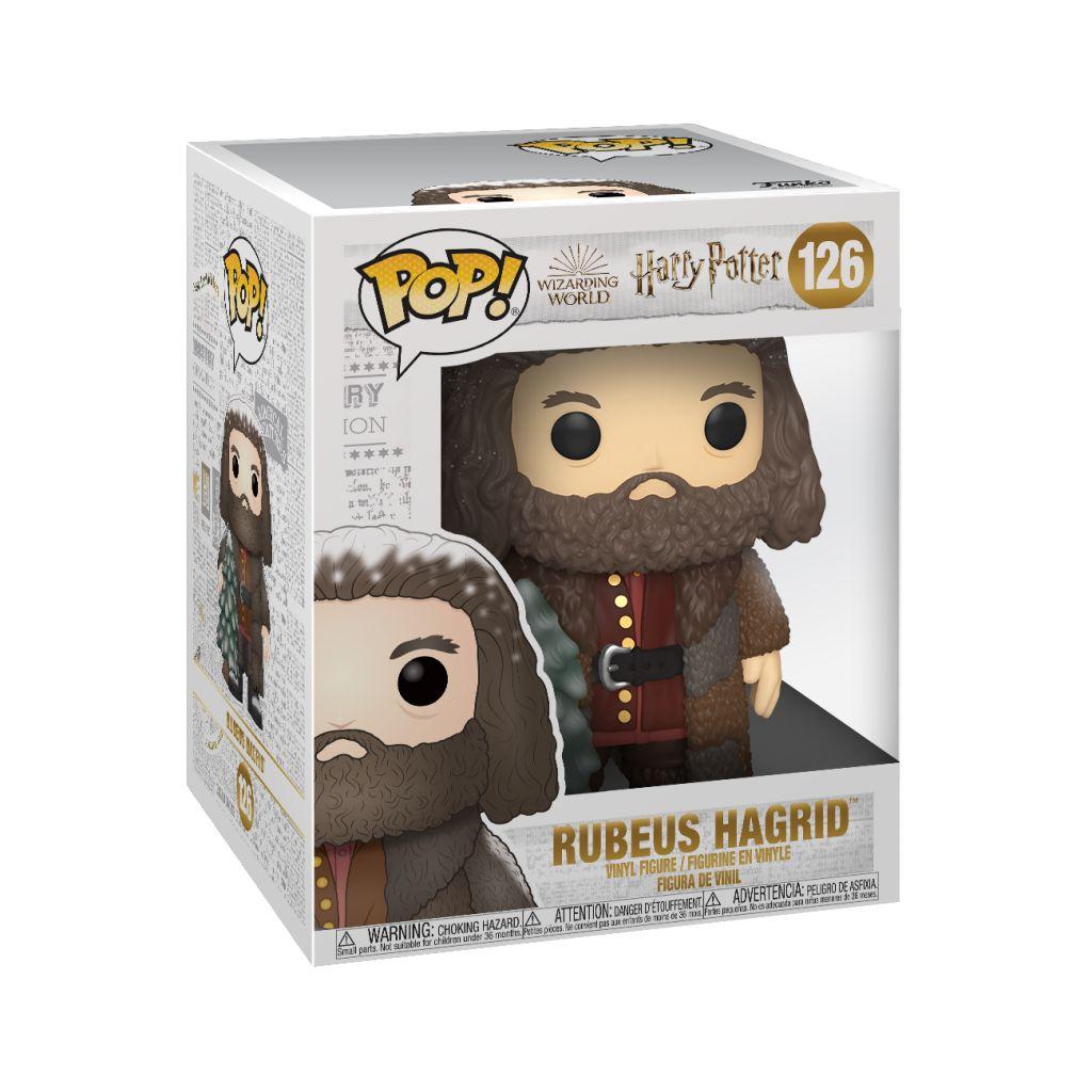 Funko Pop n°126 Harry Potter - Rubeus Hagrid