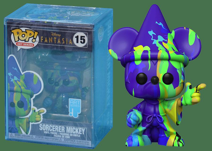Funko Pop n°15 Disney Fantasia - Sorcerer Mickey