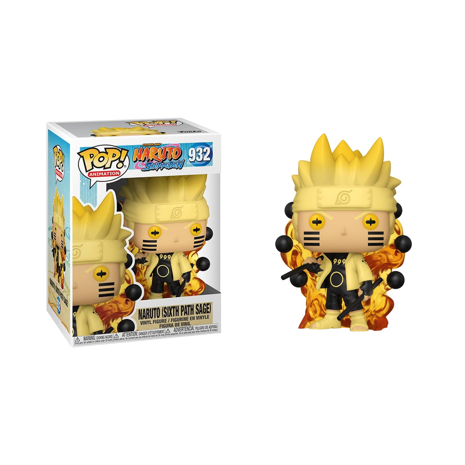 Funko Pop Naruto Six path Sage
