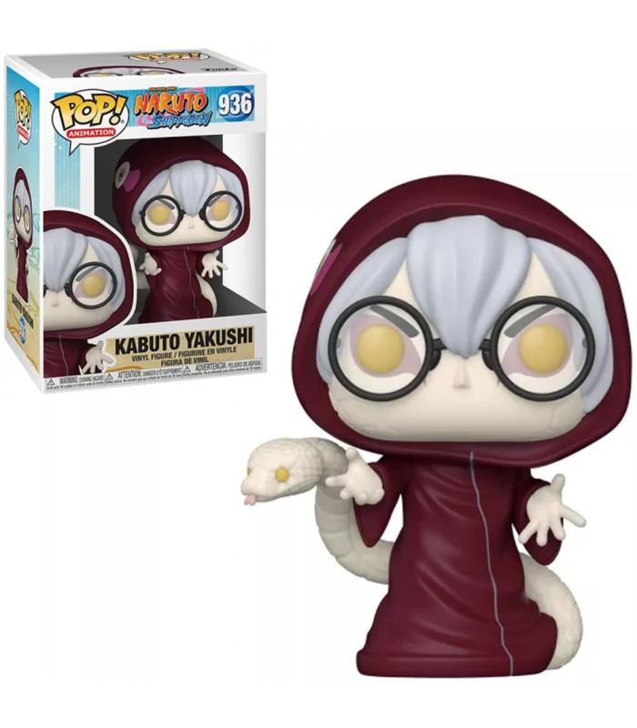 Funko Pop Naruto Kabuto Yakushi