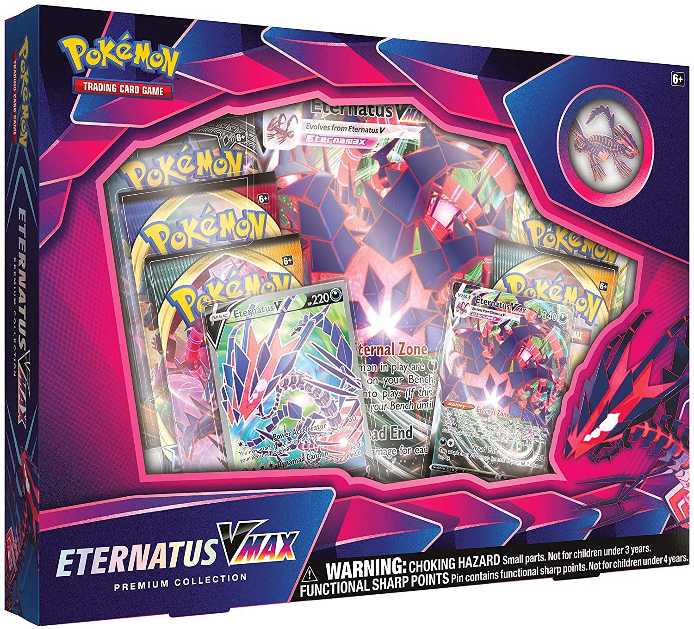 Pokémon - Collection Premium Éthernatos-VMAX