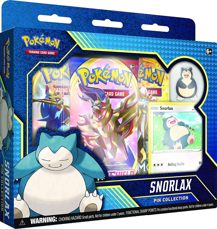 Pokémon - Pinbox - Morphéo et Ronflex
