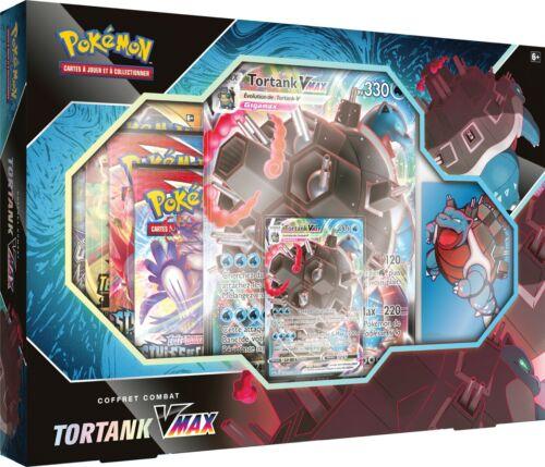 Pokémon - Coffret - Tortank VMAX