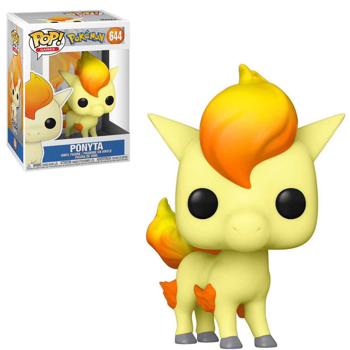 Funko Pop n°644 Pokémon - Ponyta
